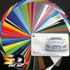 color swatch 300x300 - 3M/Avery/Arlon Vinyl Wrap by Yard